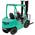 Xe Nâng Dùng Động Cơ Diesel