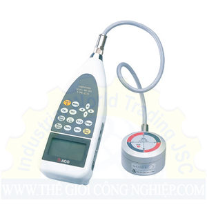 Catalog máy đo độ rung 3233 aco