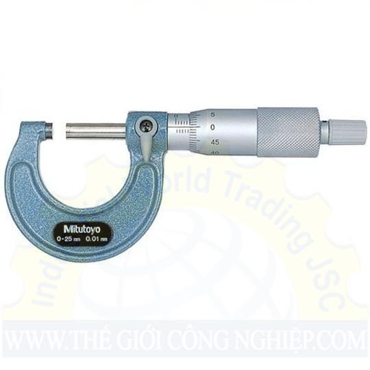 Catalog panme đo ngoài cơ 103-137 mitutoyo