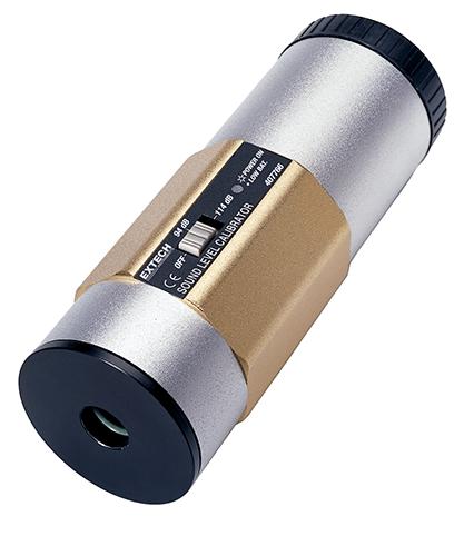 Catalogue cho máy hiệu chuẩn độ ồn 407766 extech