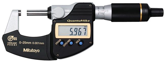 Catalogue cho panme đo ngoài điện tử 293-185 mitutoyo