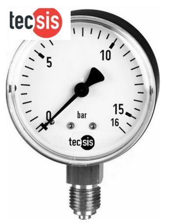 Catalogue của đồng hồ đo áp suất p2325 tecsis