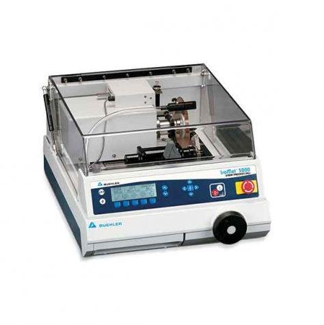 Catalogue của máy cắt chính xác Isomet 5000 Buehler