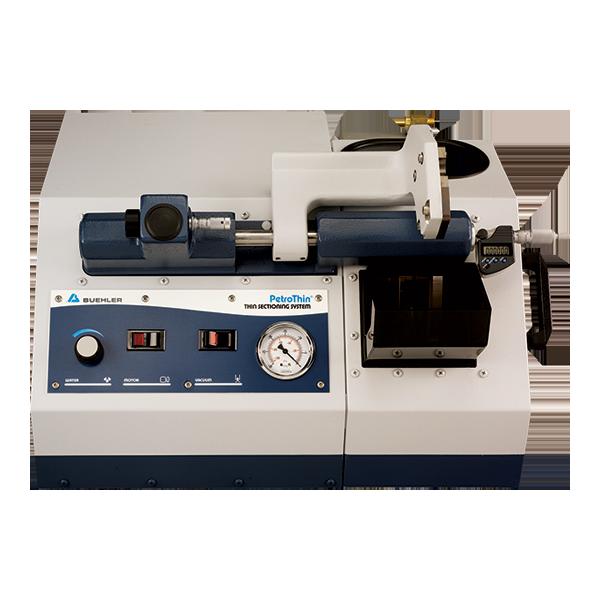 Catalogue của máy cắt chính xác petrothin™ thin buehler