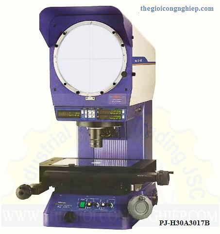 Catalogue của máy chiếu pj-h30 mitutoyo