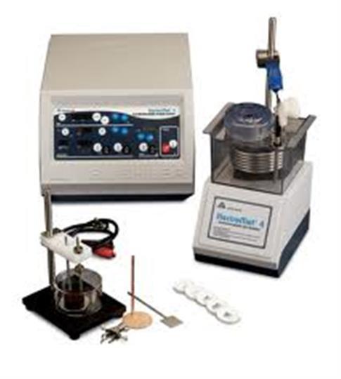 Catalogue của máy đánh bóng tẩm thực điện phân electromet 4 70-1830-220 buehler