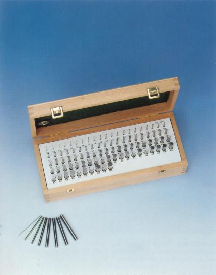 Catalogue của pingauge bộ din 2269 limbach