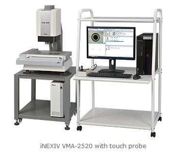 Catalogue máy đo 3 chiều inexiv vma-2520v/2520 nikon