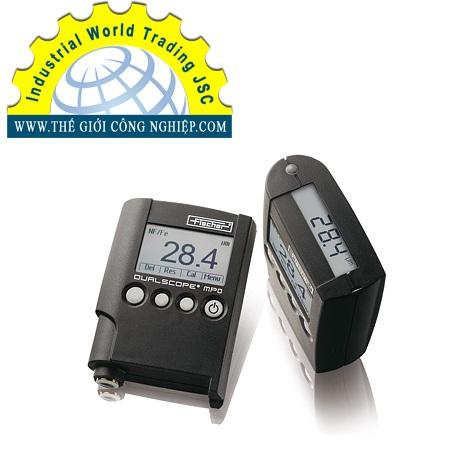 Catalogue máy đo độ dày lớp phủ (sơn, xi, mạ) cầm tay dualscope mp0 fischer