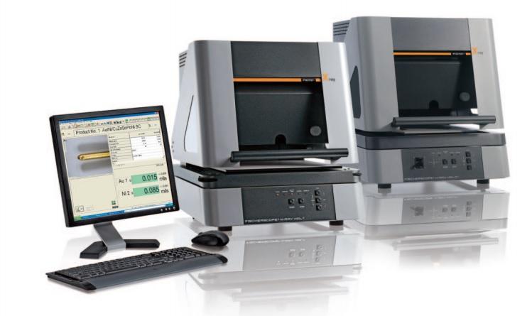 Catalogue máy x-ray phân tích thành phần lớp mạ xdlm 237 fischer