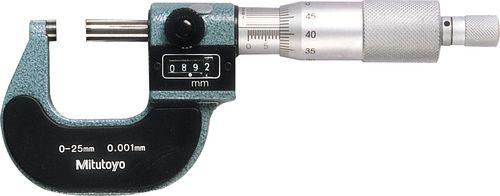 Catalogue panme đo ngoài nảy số 193-102 mitutoyo