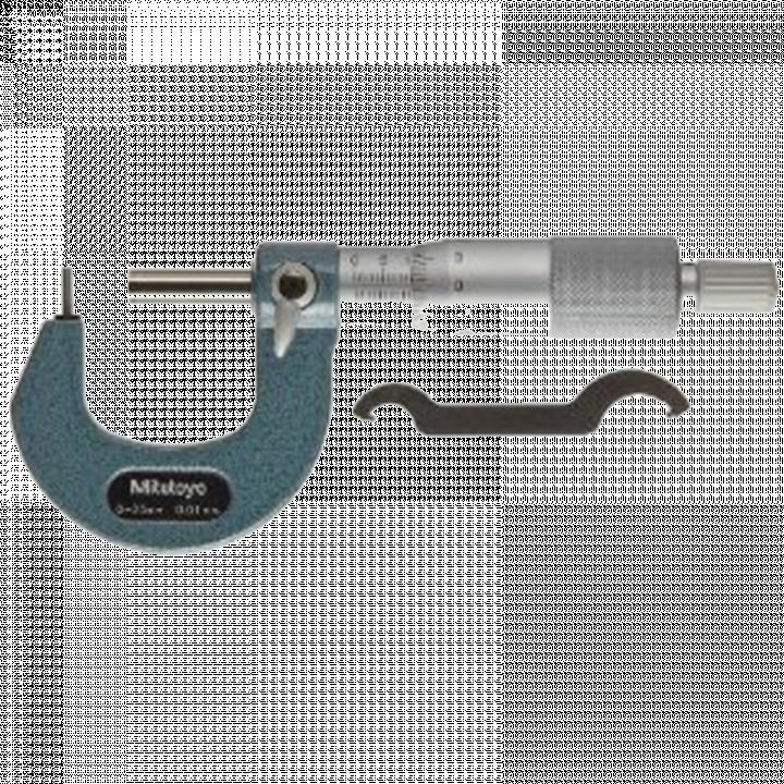 Catalogue panme đo thành ống 115-308 mitutoyo
