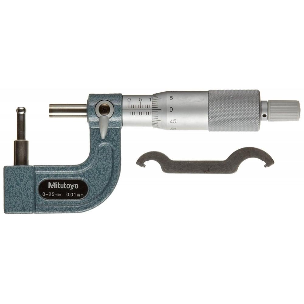 Catalogue panme đo thành ống 115-309 mitutoyo