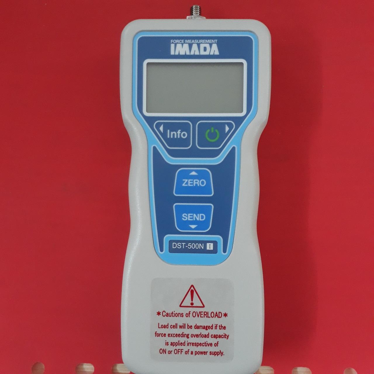 Catalogue Thiết bị đo lực kéo đẩy điện tử DST-Seriers IMADA