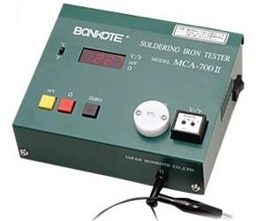 Hướng dẫn sử dụng cho máy đo nhiệt độ mỗi hàn MCA-700II