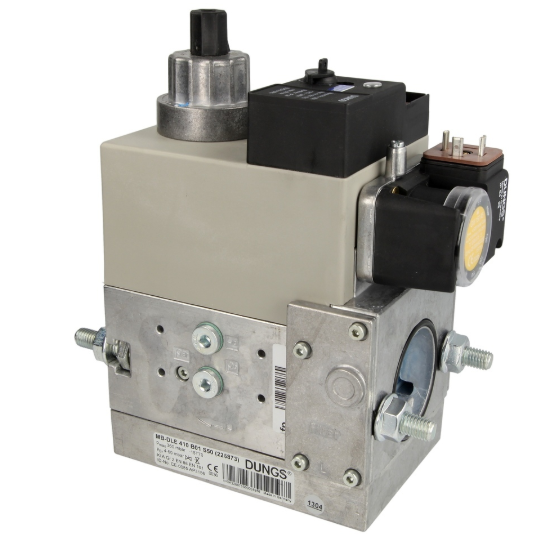 Thông số kỹ thuật, cách xác lập mã cụm điều khiển gas