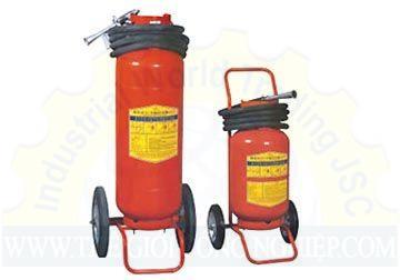 Bình chữa cháy dạng bột có xe đẩy 35kg MFZ35 China