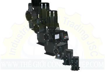 75.7 lít/h Bơm định lượng kiểu màng cơ DC2C Pulsafeeder