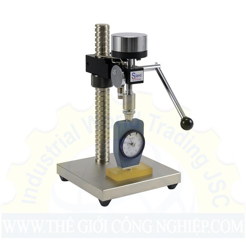 Bàn đo dùng tay cho đồng hồ đo độ cứng cao su GS-612 Teclock