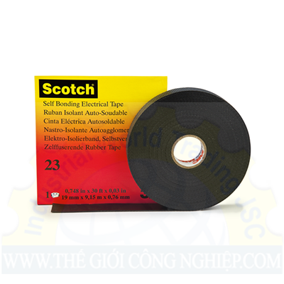 Băng keo điện 3M Scotch™ 23All-Voltage 3M 23 3M