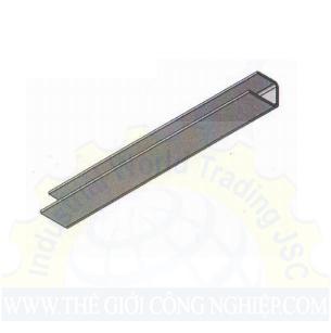 Khóa đai hở, bọ sắt hở chữ u 15mmmx0,8mm TGCN-10564 VietnamPackaging