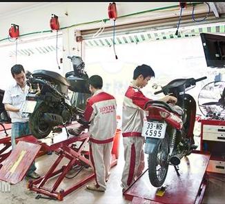 Bộ đồ nghề cho thợ sửa chữa xe máy, Stanley  STANLEY