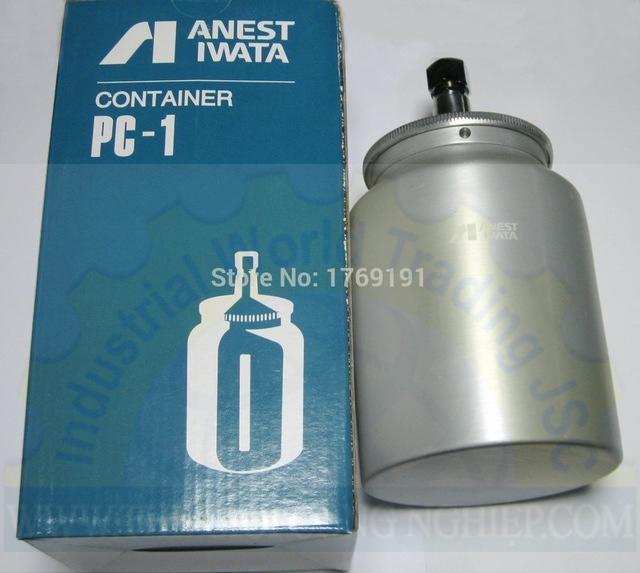 Bộ Sơn Container 1000 ml 3/8 inch PC-1 AnestIwata