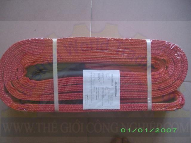 Cáp Vải Nâng Hàng rộng 50x dày 8 mm, dài 2 mét Myung-sung