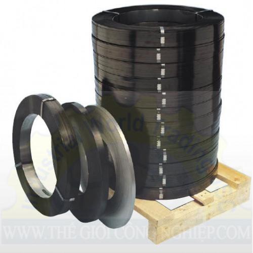 Dây đai thép phủ dầu 32 x 0.9mm TGCN-9522 China
