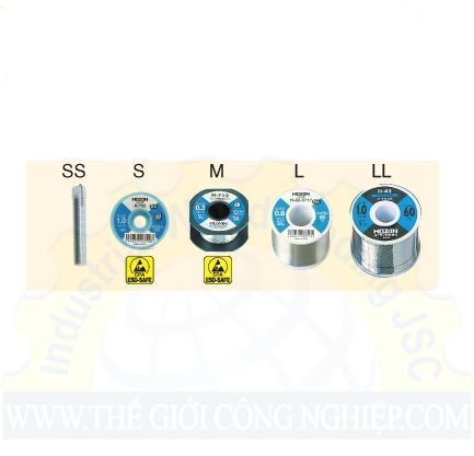 Dây Hàn  HS-301 to 317 / HS-361 to 363 Hozan