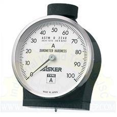 Đồng hồ đo độ cứng cao su Type A Asker