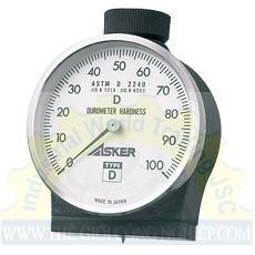 Đồng hồ đo độ cứng cao su Type D Asker