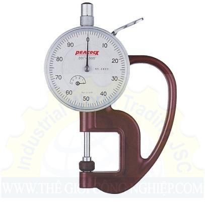 Đồng hồ đo độ dày 4600 PEACOCK