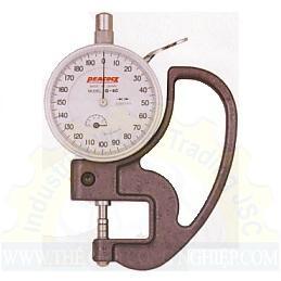 Đồng hồ đo độ dày 1x0.001mm dial Thickness Gauge G-6C PEACOCK