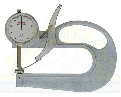 Đồng hồ đo độ dày 35x0.05mm J-B PEACOCK