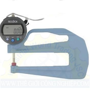 Đồng hồ đo độ dày 12 mm  SMD-550S2 Teclock