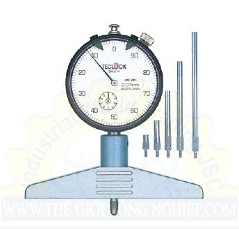 Đồng hồ đo sâu DM-214 Teclock