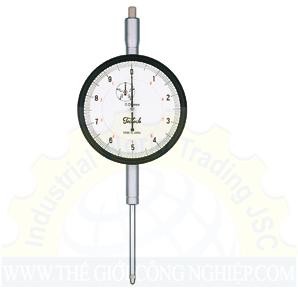 Đồng hồ so có dải đo 0 - 50mm  KM-55 Teclock