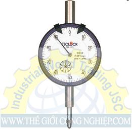 Đồng hồ so có dải đo 0 - 10mm  TM-110 Teclock