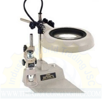 Kính lúp để bàn dùng đèn Led SKKL-A 3X OTSUKA