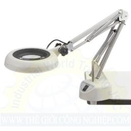 Kính lúp kẹp bàn dùng đèn Led, có độ phóng đại 12x SKKL-CF 12X OTSUKA