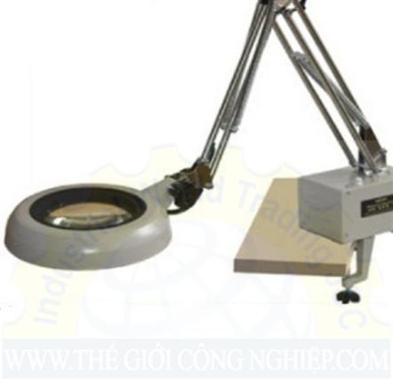 Kính lúp kẹp bàn dùng đèn huỳnh quang  SKK-CF 6X OTSUKA