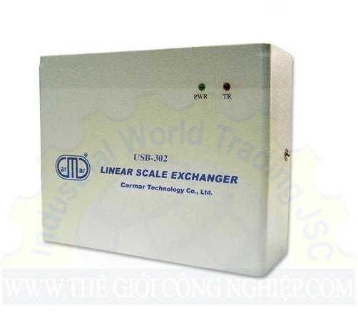 Bộ chuyển đổi tuyến tính USB-302 Carmar