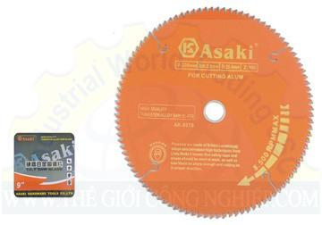 Lưỡi Cắt Gỗ + Nhôm 14  AK-8694 Asaki