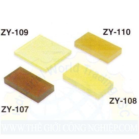 Mẫu cao su cho đồng hồ đo độ cứng cao su ZY-107 Teclock