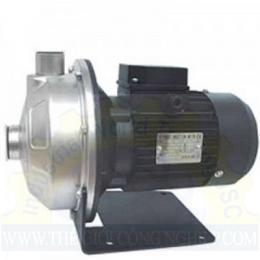 Máy Bơm Ly Tâm trục ngang đầu inox MS100/1.10 CNP