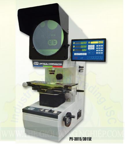 Máy chiếu biên dạng PV-3007E, PV-3010E, PV-3015E Carmar