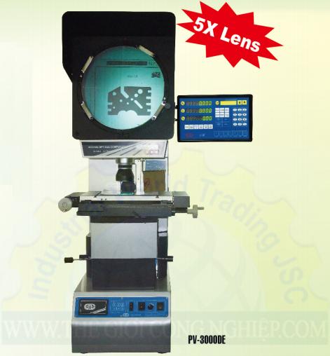Máy chiếu biên dạng PV3000DE Carmar