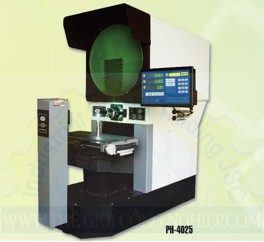 Máy chiếu biên dạng PH-3020/ PH4025 Carmar