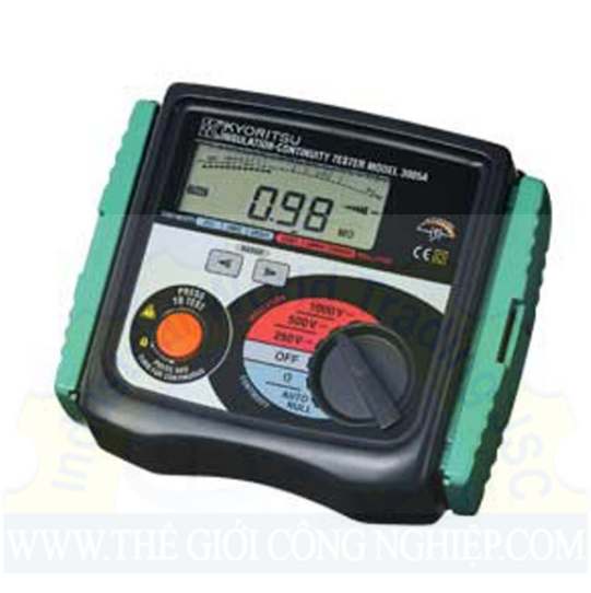 Máy đo điện trở cách điện 3007A KYORITSU